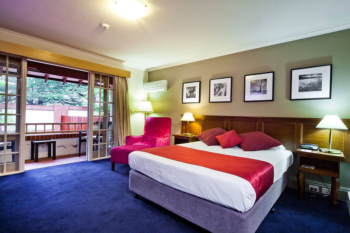 Rooms: Canberra Hotel Accommodation - Superior Room