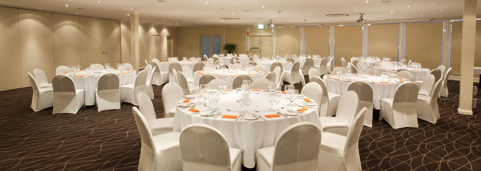Romantic Wedding Reception Venues Canberra Mercure Canberra