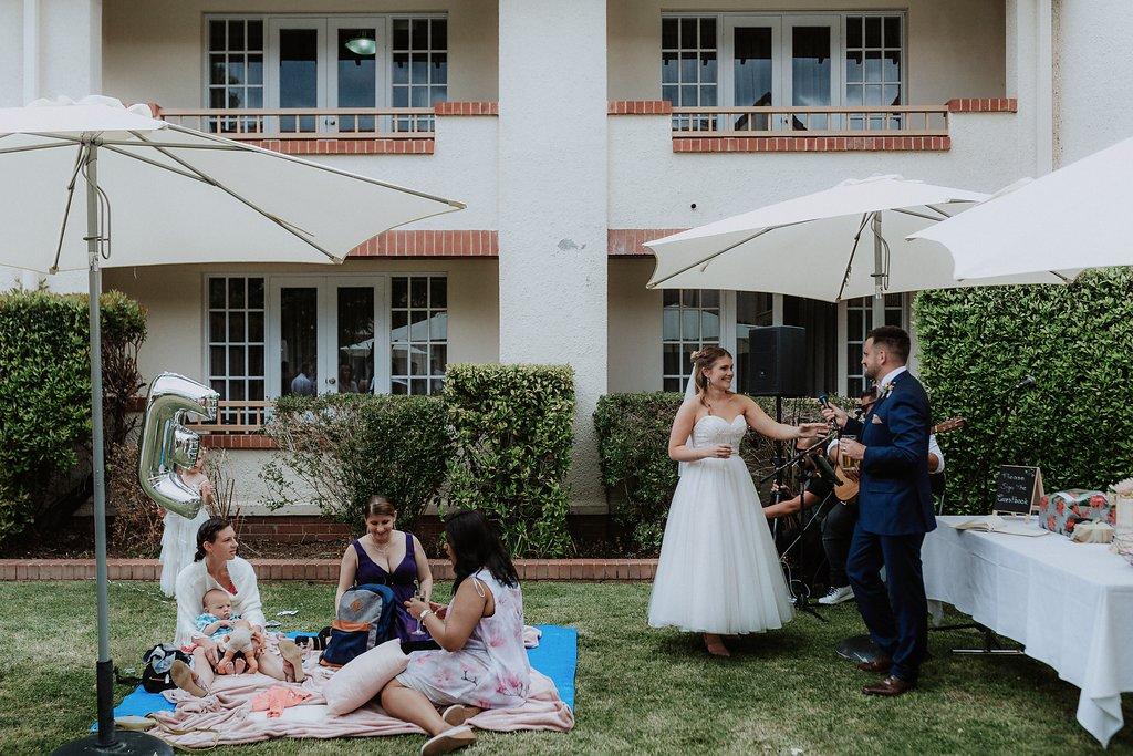 Canberra Hotel Wedding Receptions Mercure Canberra Reception Venue