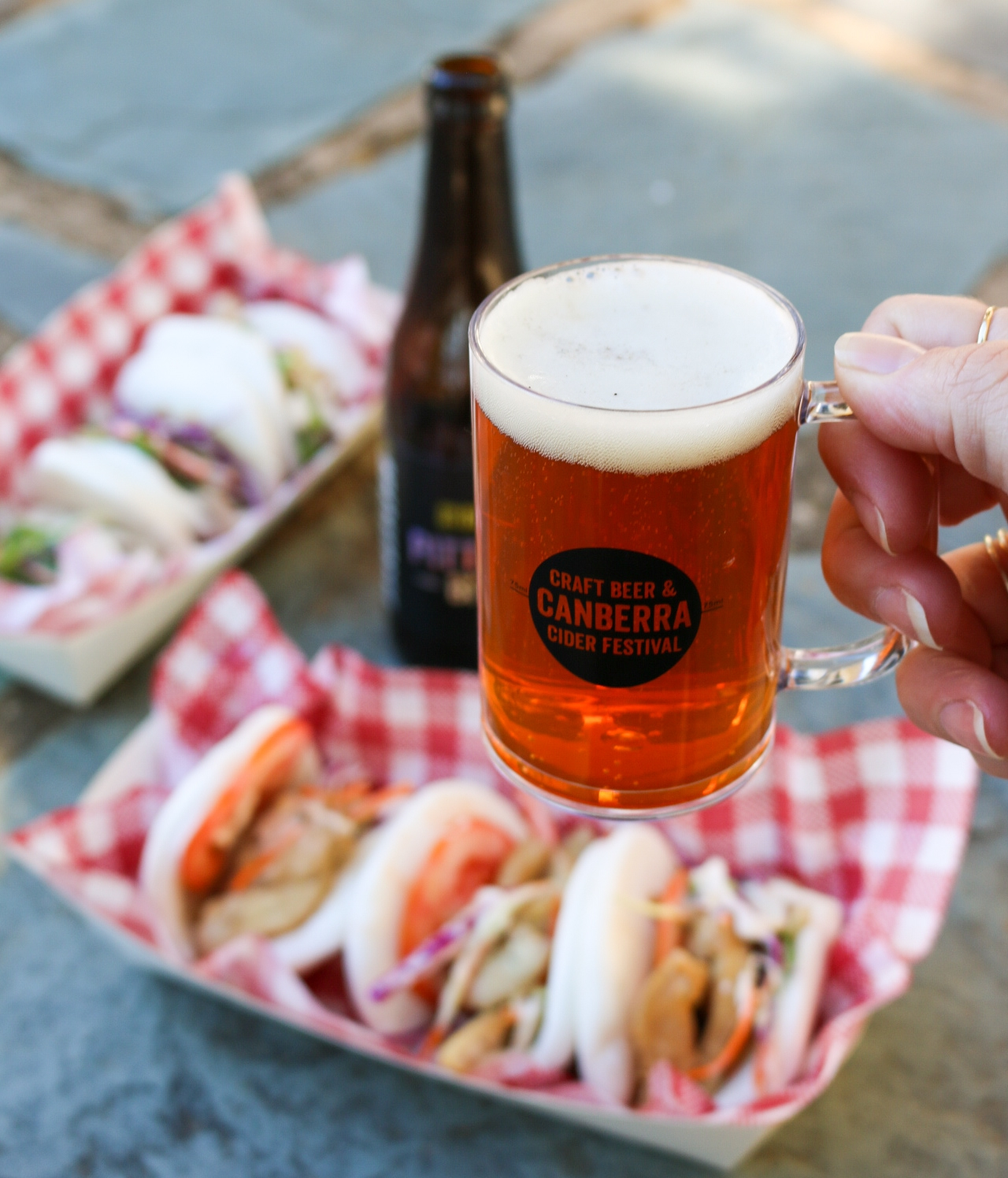 CANBERRA CRAFT BEER AND CIDER FESTIVAL PACKAGES