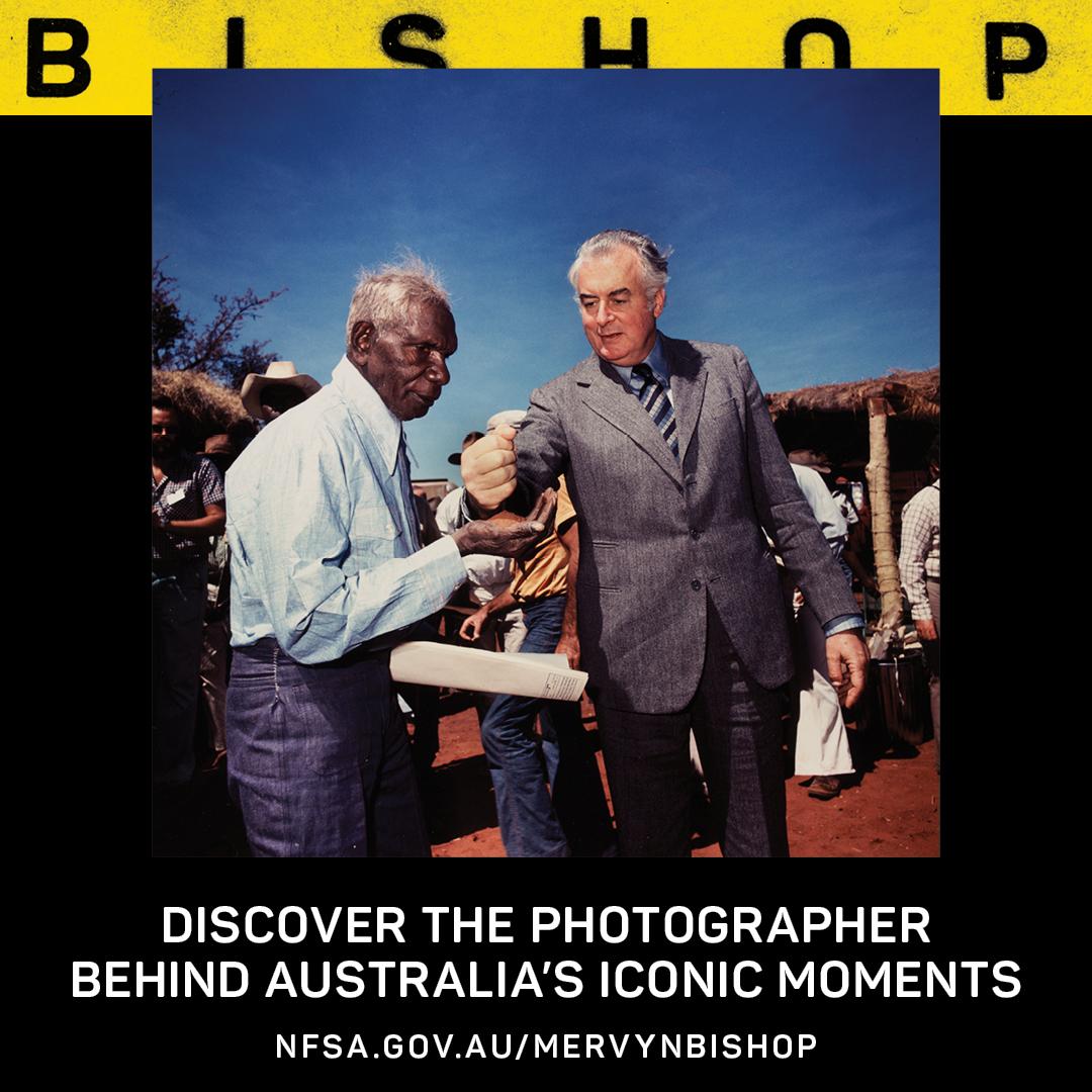 Mervyn Bishop Exhibition
